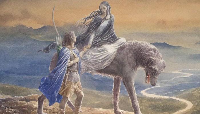 Beren e Lúthien (Foto: Divulgação)