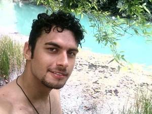 Erick Ferraz foi assassinado quando tinha 24 anos. (Foto: Edglemes Santos/Arquivo pessoal)