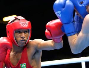 Josh Taylor e Robson Conceição, Boxe, Olimpiadas (Foto: Agência Reuters)