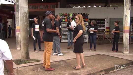 Conselho Tutelar realiza campanha contra venda de bebida alcoólica