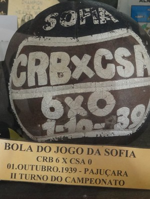 CSA x CRB - jogo da sofia (Foto: Leonardo Freire/GLOBOESPORTE.COM)