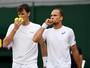 Bruno Soares e Jamie Murray vencem na estreia em Wimbledon