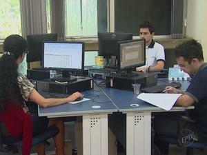 Empresa startup em Campinas (Foto: Reprodução/ EPTV)