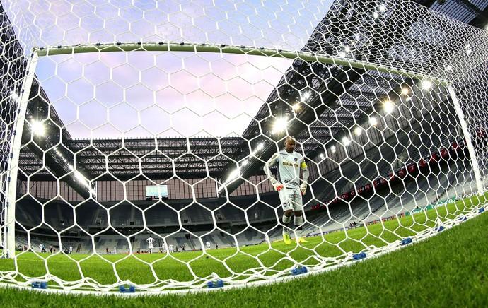 Jefferson, Atlético-pr e Botafogo (Foto: Getty Images)