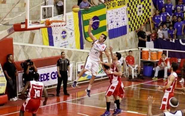 NBB Basquete São José x Paulistano (Foto: Carol Tomba/PMSJC)