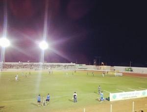 Assu vence Alecrim no Estádio Edgarzão, em Assú, pelo Campeonato Potiguar (Foto: Antonio Netto/Inter TV Cabugi)
