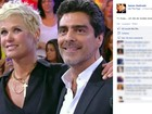 Novo namorado de Xuxa é o ator Junno Andrade, de 'Salve Jorge'