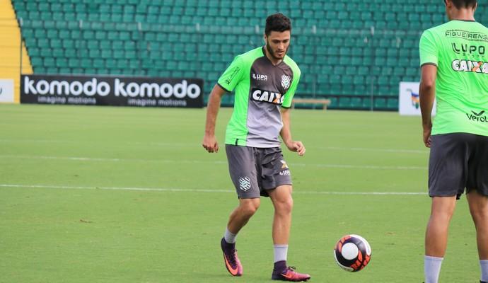 Guilherme Morassi Figueirense (Foto: Luiz Henrique/Figueirense FC)