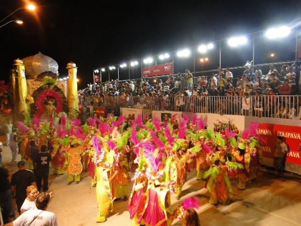 Guarujá, SP, define ordem dos desfiles das escolas de samba (Foto: Marcos Miguel França / Prefeitura de Guarujá)