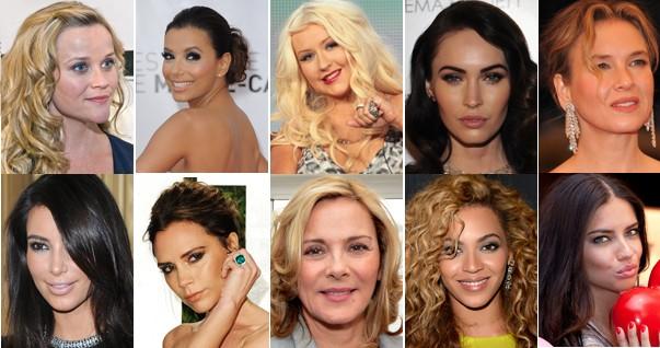 Dietas das celebridades (Foto: .)