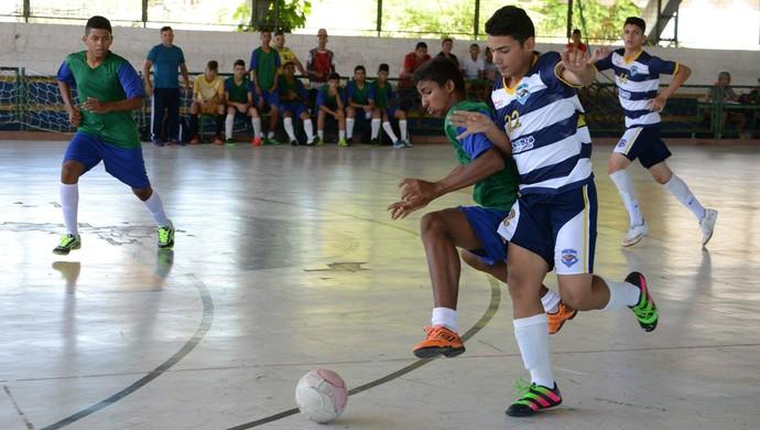 Jerns 2016- Futsal finais acontecem nesta sexta-feira no ginásio do facex e no Caic de Lagoa Nova (Foto: João Vital)