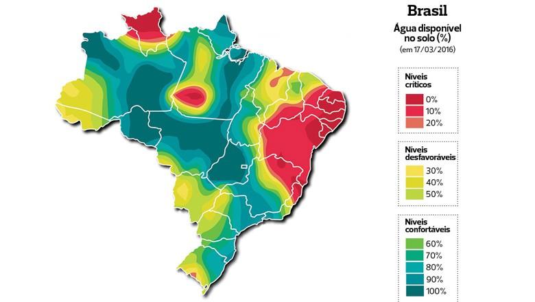 mapa-tempo-abril (Foto: Somar/Editora Globo)