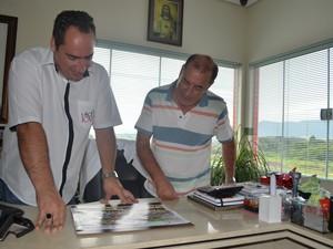 Erotikaland será construído na região de Piracicaba com orçamento de até R$ 150 milhões (Foto: Marcello Carvalho/G1)