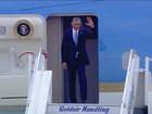 Obama chega a Atenas em 1ª etapa de última viagem presidencial