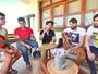'Rota' promove encontro da dupla Pedro e Erick com cantor de São Tomé
