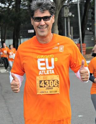 João euatleta São Silvestre (Foto: Arquivo Pessoal)