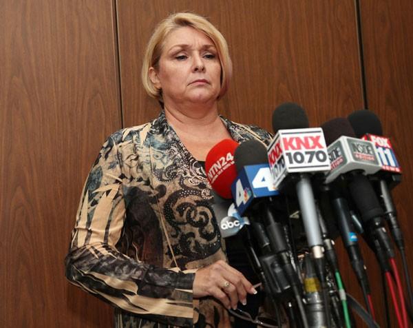 Samantha Geimer foi abusada sexualmente por Polanski, aos 16 anos de idade (Foto: Getty Images)