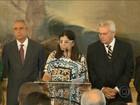 Roseana Sarney renuncia ao cargo de governadora do Maranhão