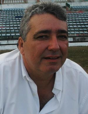 Ariano Wanderley, diretor de futebol do Botafogo-PB (Foto: Lucas Barros / Globoesporte.com/pb)