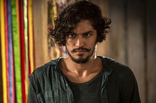 Gabriel Leone, o Miguel de 'Velho Chico' (Foto: Inácio Moraes/ Gshow)
