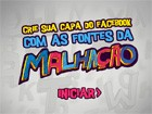 Quer ter a sua capa 