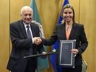 UE prepara projetos antiterroristas com a Turquia e países árabes