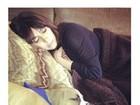 Irmã posta foto velha de Kardashian e causa confusão na internet