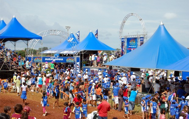 Circuito Caixa de Maratoninha deve receber 1,5 mil participantes (Foto: Divulgação/Caixa)