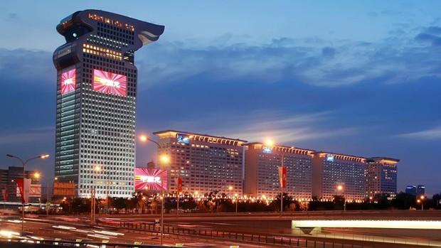 Hotel Da Plaza De Pangu, em Pequim (Foto: Reprodução)
