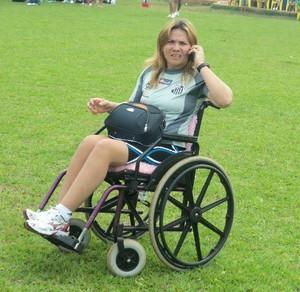 Rosangela Oliveira (Foto: Ronsagela Oliveira/Facebook)