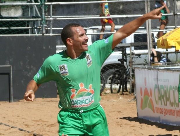 Buru futebol de areia (Foto  Divulgação Pauta Livre) 77517a2f901f3