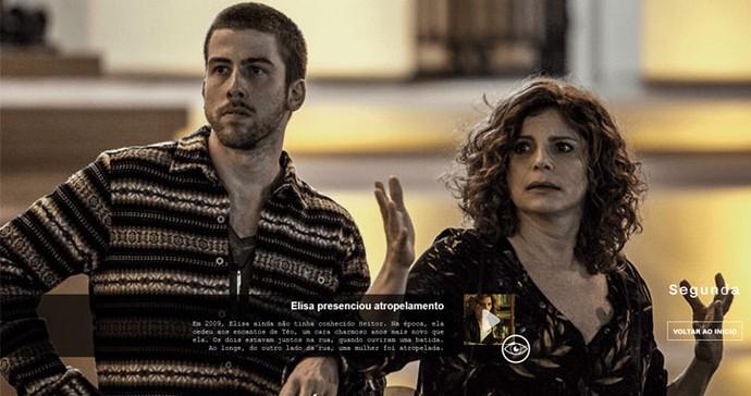 No especial, público poderá ver diferentes pontos de vista da história (Foto: TV Globo)