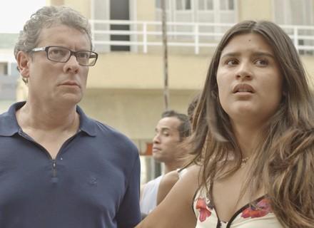 Miguel invade o Dom Fernão atrás de Lívia e Rodrigo