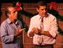 'Três Homens Baixos' aborda, com humor, temas do universo masculino