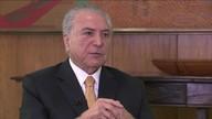 Retirada de servidor estadual da reforma da Previdência é respeito a governos, diz Temer