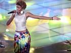 Késia Estácio canta música de Preta Gil e encanta plateia na final do The Voice