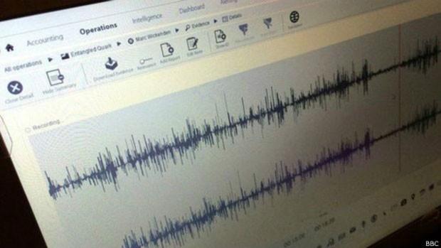 Software que consegue gravar conversas sem que usuário saiba vazou na rede em julho (Foto: BBC)