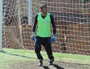 Goleiro Wagner Presidente Prudente Futebol Clube (Foto: Murilo Rincon / GloboEsporte.com)