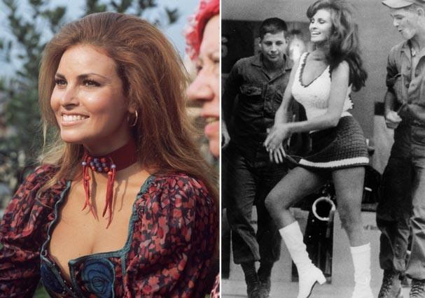 A atriz nos anos 60, começando a carreira (Foto: Getty Images)