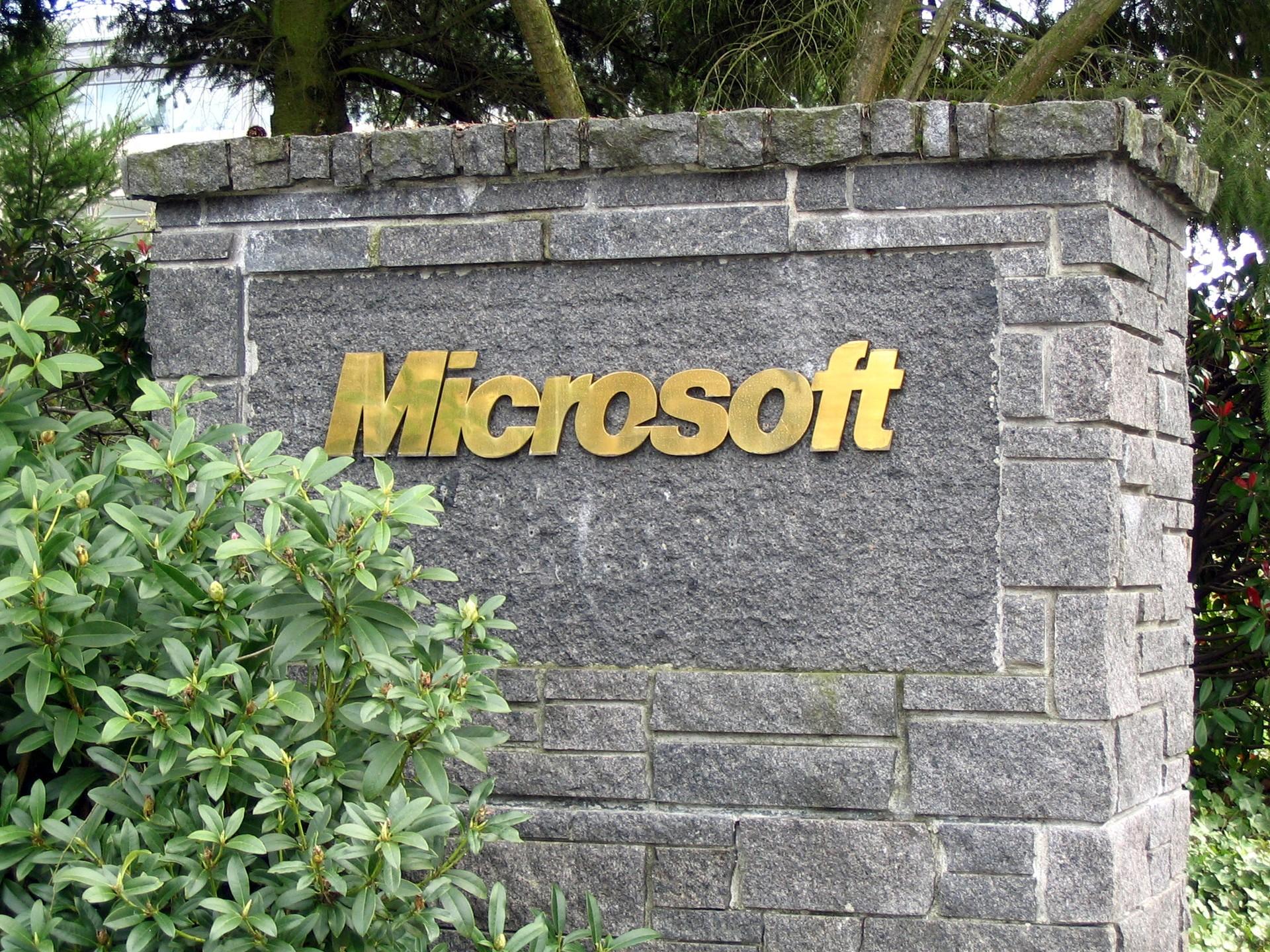 Microsoft é a favorita entre os homens (Foto: Wikimedia Commons)