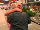 Gêmeos separados na 2ª Guerra se reencontram 70 anos depois