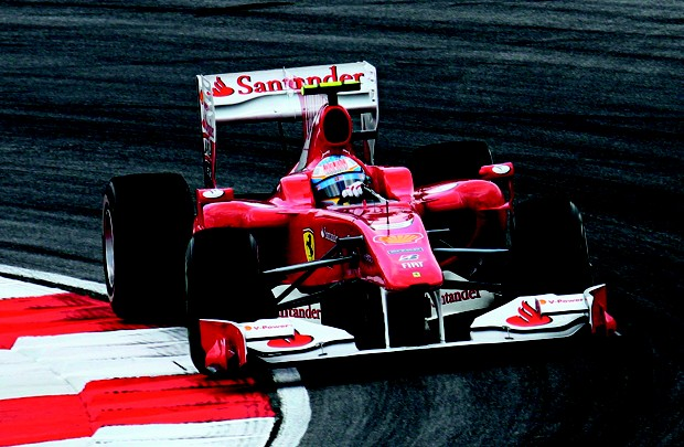 Ferrari F10 (Foto: divulgação)