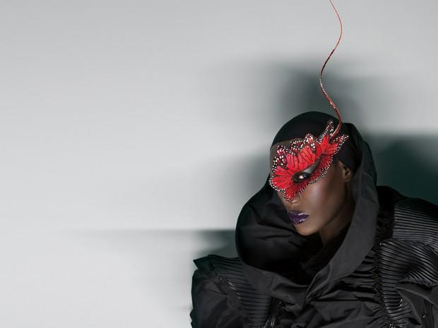 Cantora pop Grace Jones é a atração principal da sétima edição do festival Back2Black (Foto: Andrea Klarin/Divulgação)