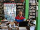 Sebo em Campina Grande aposta na internet para manter vendas em alta