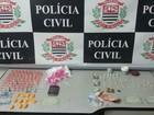 Polícia flagra quatro jovens com drogas em bairro de Taubaté, SP