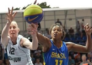 Brasil perde para Bélgica e está fora do Mundial 3x3 (Foto: Fiba)