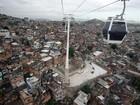 Teleférico do Alemão, no Rio, é fechado por falta de pagamento
