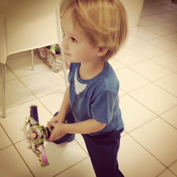 Guy, filho de Danielle Winits (Foto: Instagram / Reprodução)