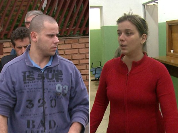 Longo e Natália colaboram com as investigações, argumentou juíza em sua decisão (Foto: Reprodução/EPTV)