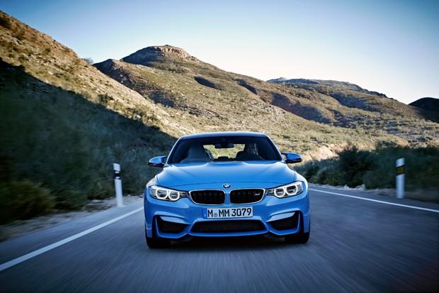 BMW M3 2015 (Foto: Divulgação)